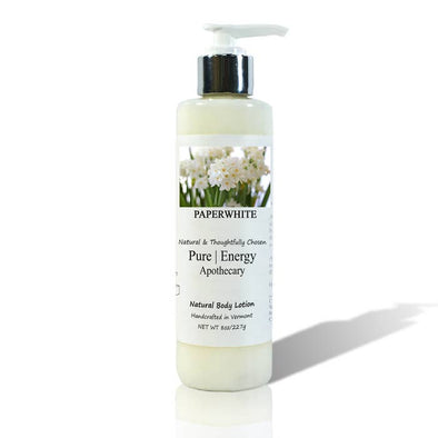 PAPERWHITE 8oz Body Lotion