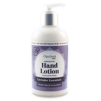 All Natural Hand Lotion - Lavender