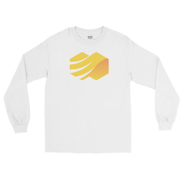 Long Sleeve Honeycomb Health T-Shirt w/ Logo