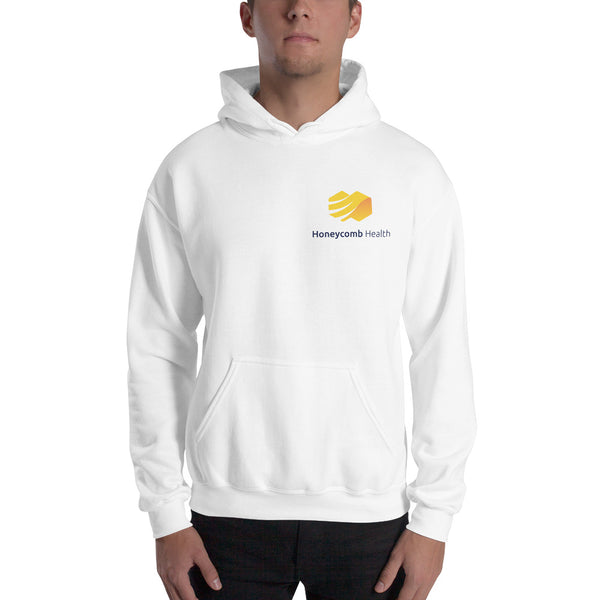 Honeycomb Health Crystal Clear Hoodie