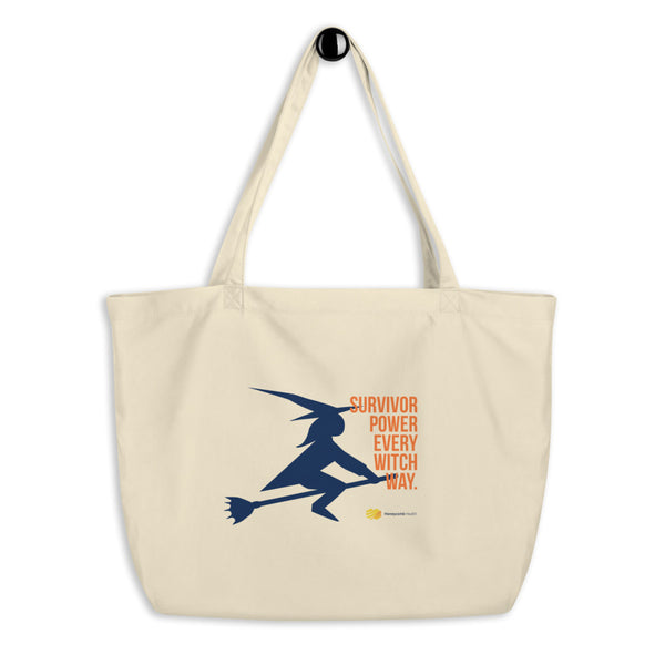 HH Large organic tote bag