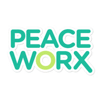 PeaceWorX Stickers