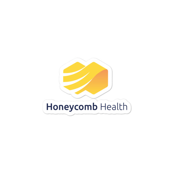 Honeycomb Health stickers