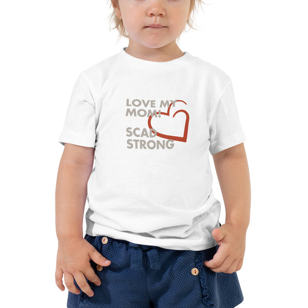 SCAD Toddler Short Sleeve Tee