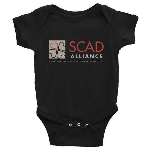 SCAD Alliance Infant Bodysuit
