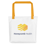 Honeycomb Health Tote Bag