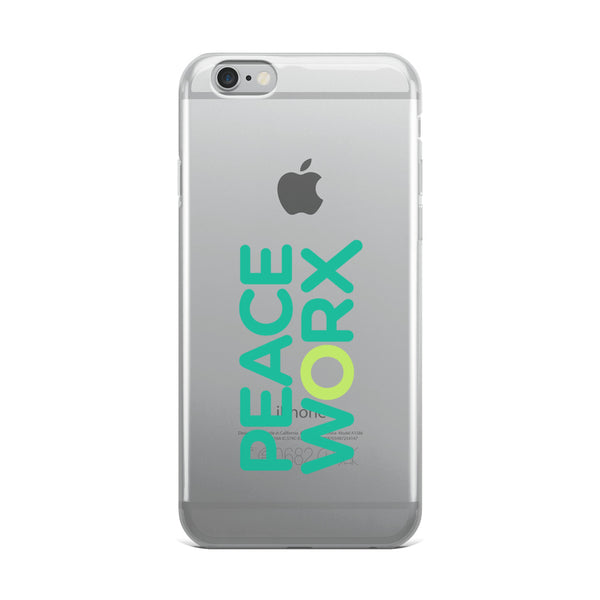 PeaceWorX iPhone Case