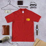 Honeycomb Health Embroidered Polo Shirt