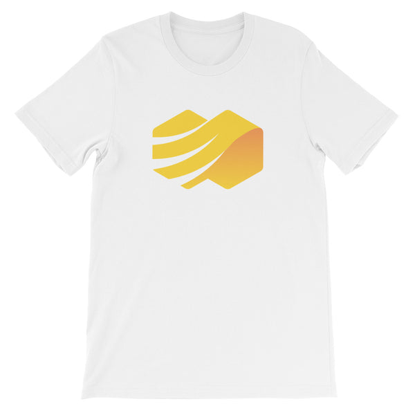 Short-Sleeve Honeycomb Health T-Shirt w/ Logo