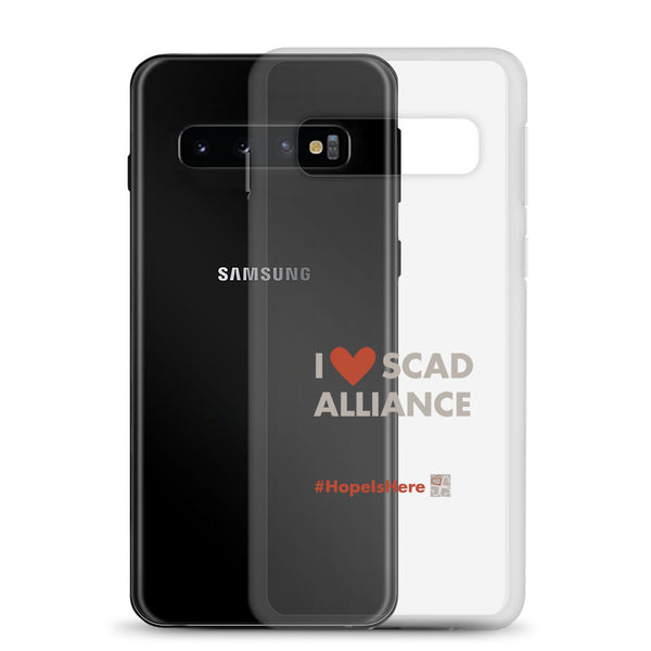 SCAD Love Samsung Case