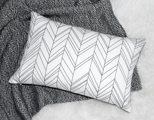 Twig Accent Pillow - Insert included - Modern Crib Bedding
