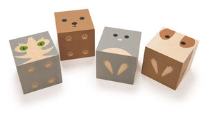 Cubelings Blocks Pets - Olli+Lime