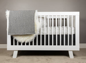 Tiny Twig Crib Bedding Set - Olli+Lime