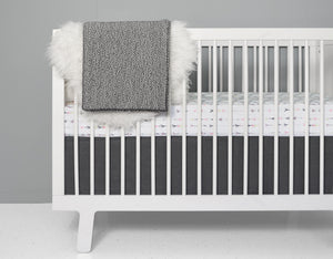 Painted Arrow Crib Bedding Set - Modern Crib Bedding
