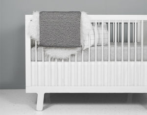 Nest Crib Bedding Set - Olli+Lime