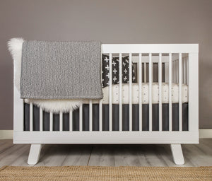 Creamy XX Crib Bedding Set