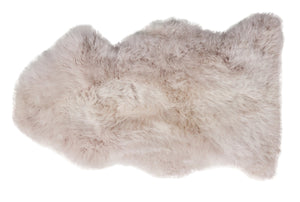 Modern Sheepskin Rug - Neutral