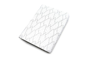 Wanderlust Trees fitted Crib Sheet