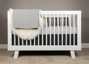 Tiny Houses Crib Bedding Set - Modern Crib Bedding