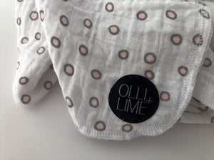 Girl swaddle blanket