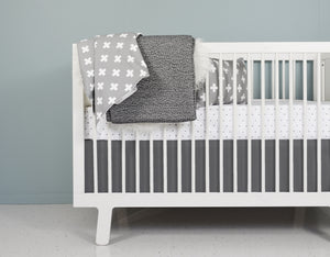 XX Crib Bedding Set - Olli+Lime