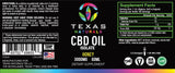 Honey Isolate CBD Oil 3000MG - Texas Naturals CBD Oil