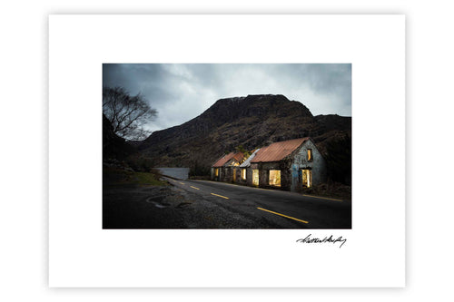 Abandoned Cottage Gap Of Dunloe