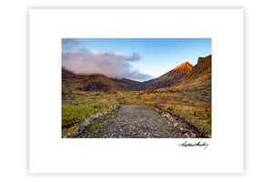 Morning Light - Carrauntoohil