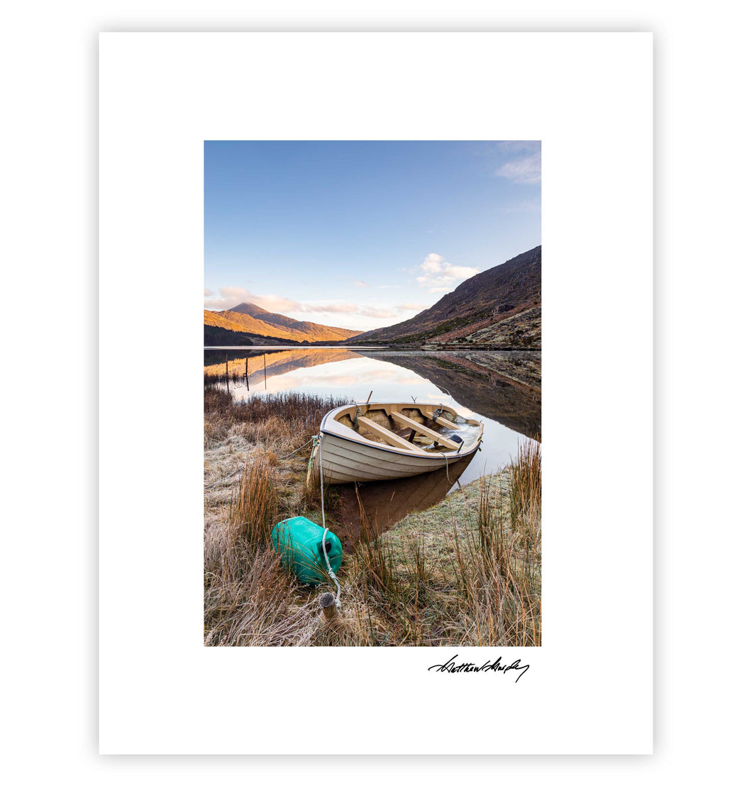 Fishing Boat - Black Valley
