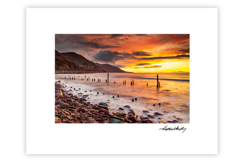 Rossbeigh Beach Sunset