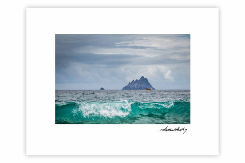 Skellig Michael St Finians Bay