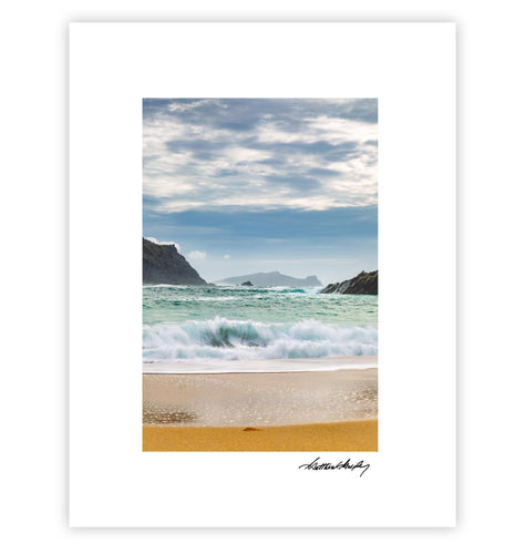 Sleeping Giant - Clogher Strand