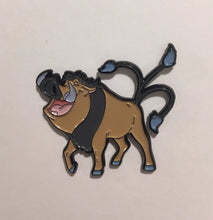 Load image into Gallery viewer, Tauros X Pumbaa Enamel pin - Petty Bones Club