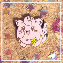Load image into Gallery viewer, Sailor Scout Clefairy Enamel pin - Petty Bones Club