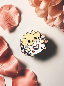 Togepi enamel pin