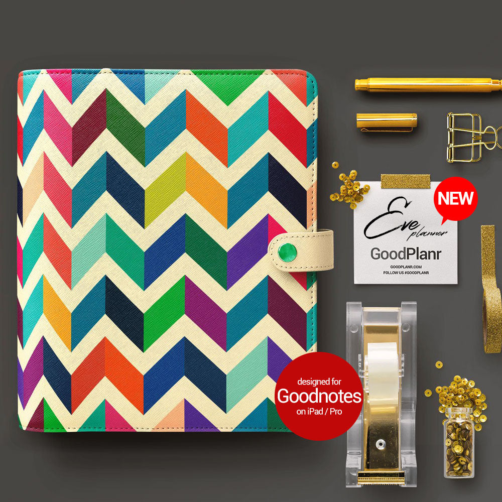 Eve Planner - Chevron cover - Goodplanr