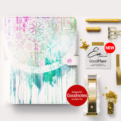 Eve Planner - Dreamcatcher cover - Goodplanr