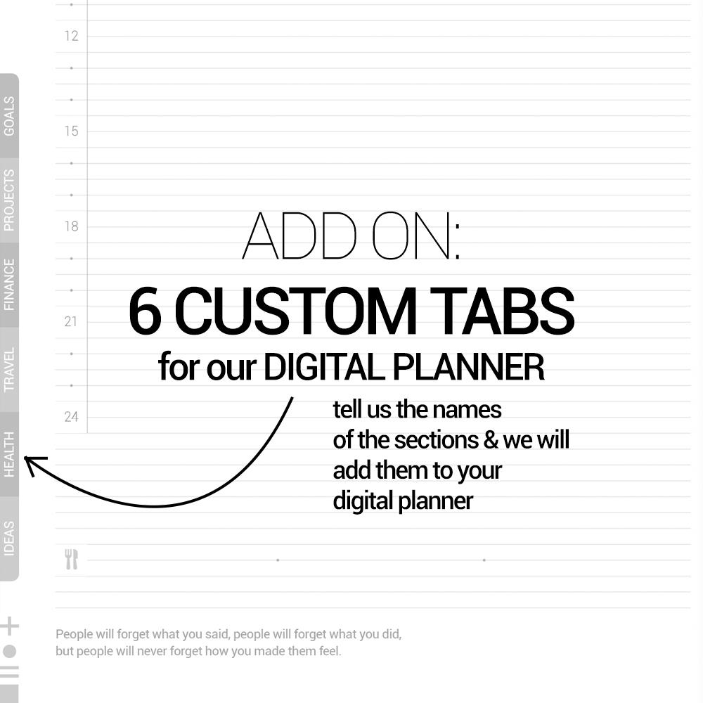 Upgrades for Classic planner - Goodplanr