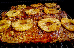 Some Like It Hot Sweet & Kickin' Pineapple Ribs