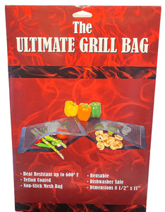 *NEW* Ultimate Grill Bag + 3 Dip Bundle
