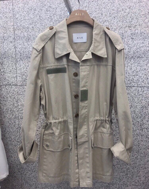 Maple field Jacket