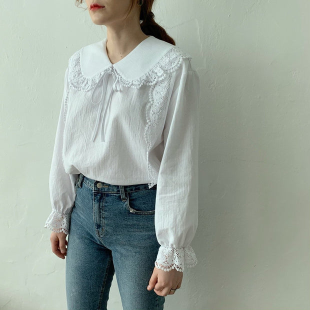 Evening Blouse