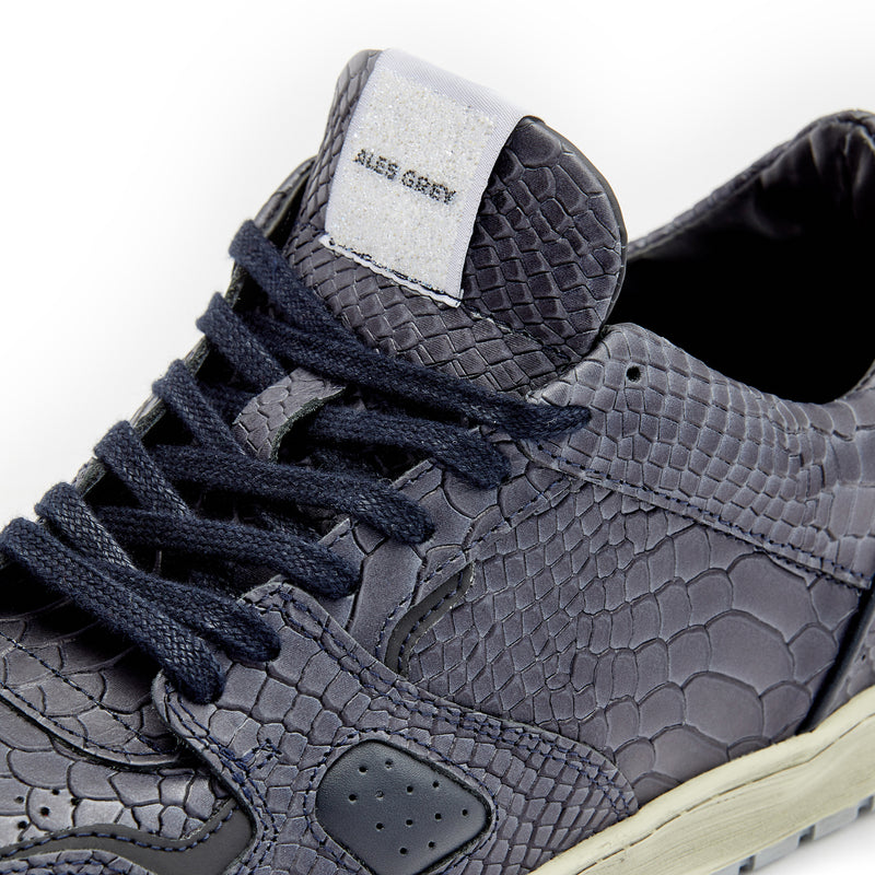 BATTALION LOW 1.0 - BLACK / GREY S