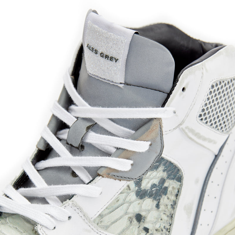BATTALION - WHITE / GREY