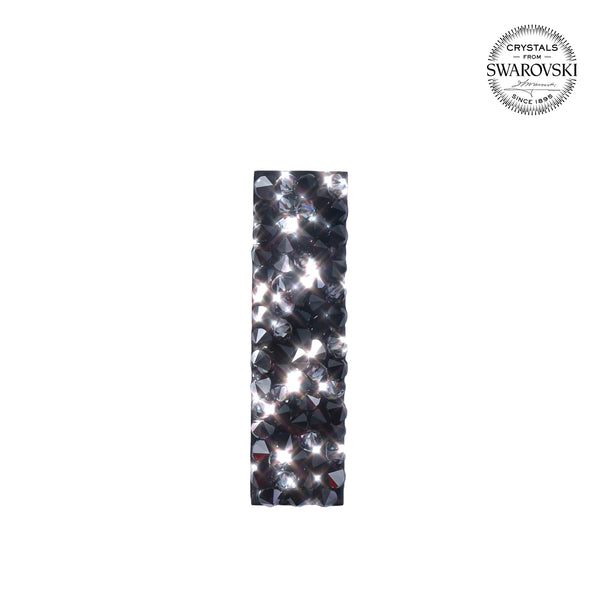 "SWAROVSKI® ADHESIVE STICKER ""I"" - BLACK"