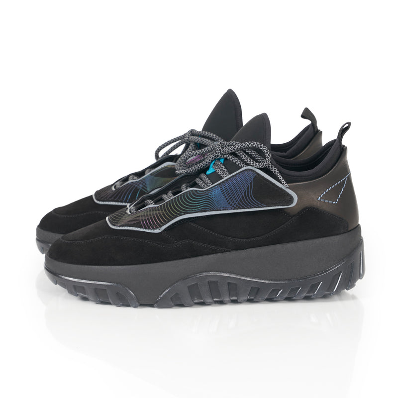 MARS FALCON - BLACK/GREY/MULTI