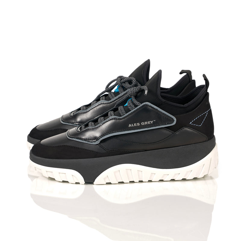 MARS FALCON - BLACK/WHITE