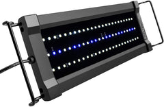 NICREW ClassicLED Gen 2 Aquarium Light, Dimmable LED Fish Tank Light with 2-Channel Control
