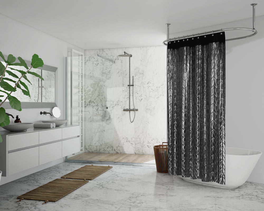 Shower Curtain - The Bourgeois Collection