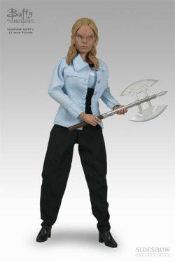 Sideshow Collectibles - Buffy - Figurine Vampire Buffy 30 Cm